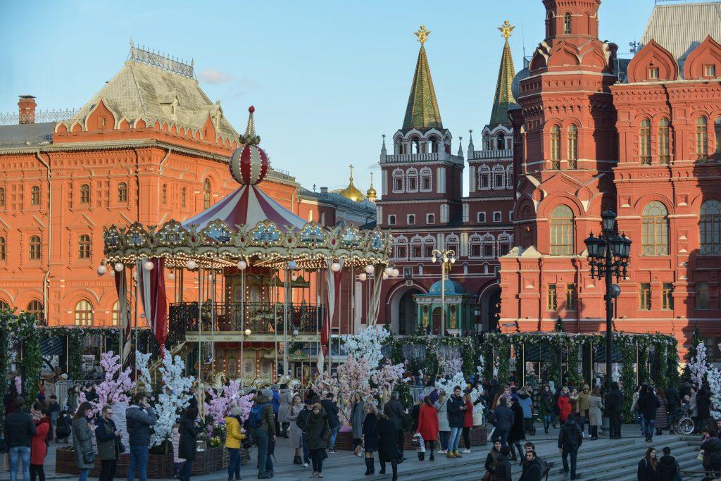 Весенний фестиваль порадует москвичей концертной программой