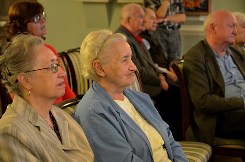 Участники «Московского долголетия» обсудили свои идеи по развитию проекта. Фото: Анна Быкова, «Вечерняя Москва»