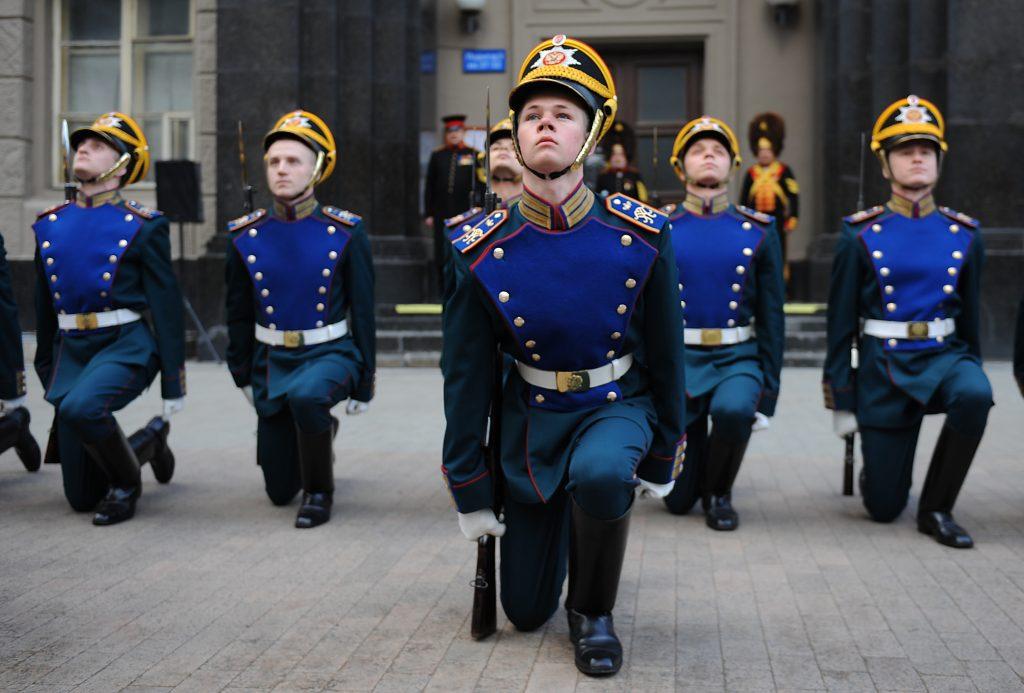 Картинки президентский полк