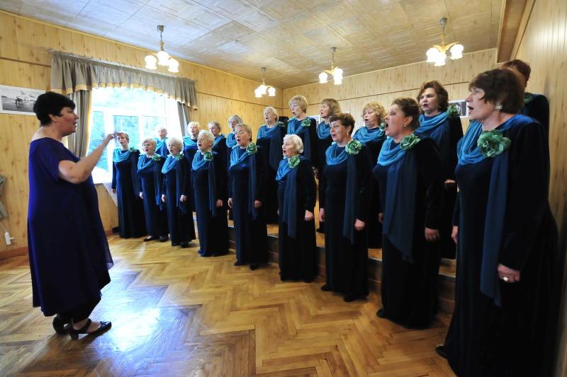 Песни военных лет исполнят в Театре Российской Армии