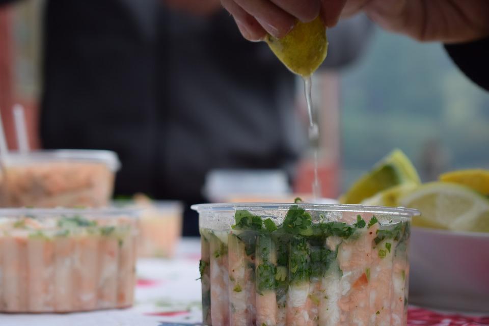 Севиче — латиноамериканское блюдо из рыбы или морепродуктов, удостоенное памятника в столице Перу Лиме. Фото: pixabay.com