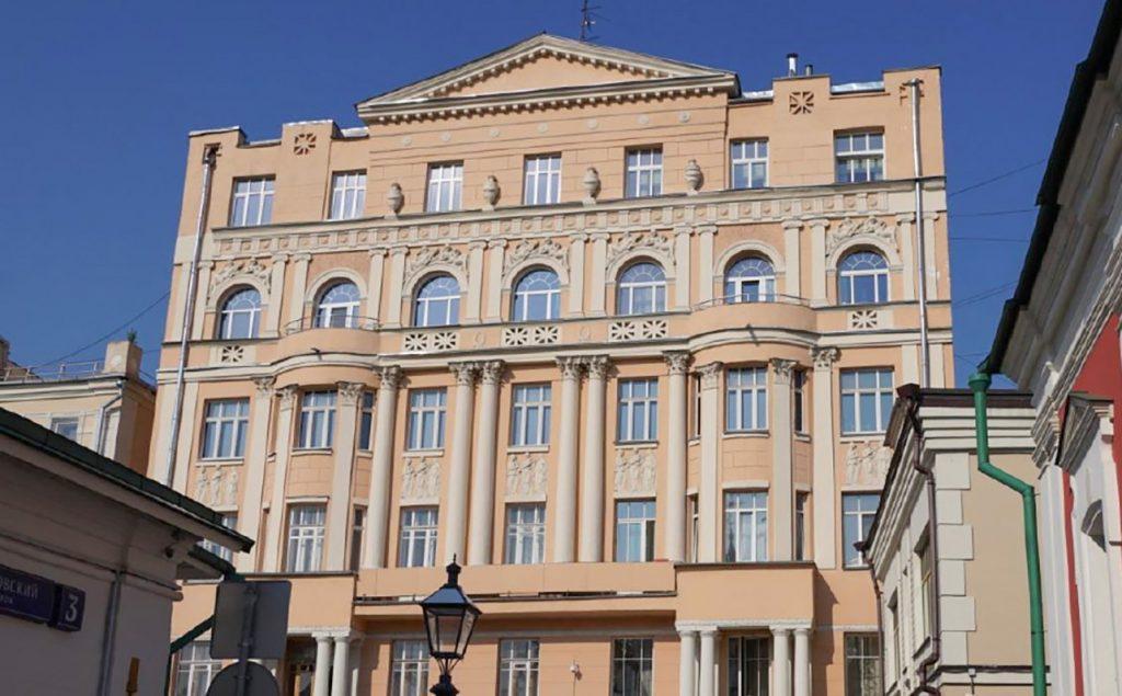 Доходный дом Дулина стал памятником архитектуры