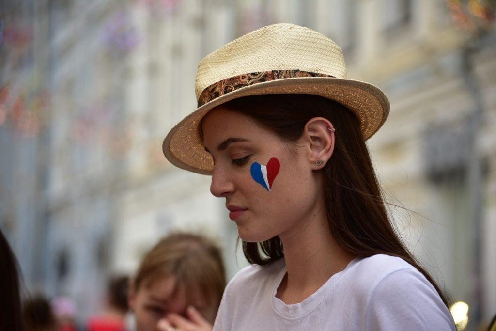 французские люди фото это она должна