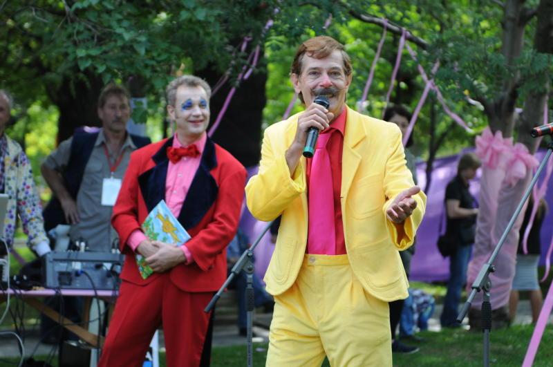 Фестиваль «Летние дни» стартовал в Саду имени Баумана