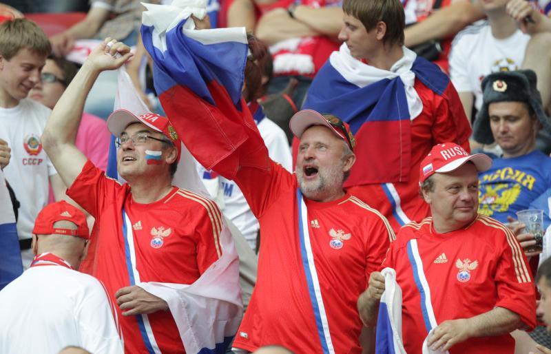 Сборная России вышла в 1/4 финала Чемпионата мира по футболу
