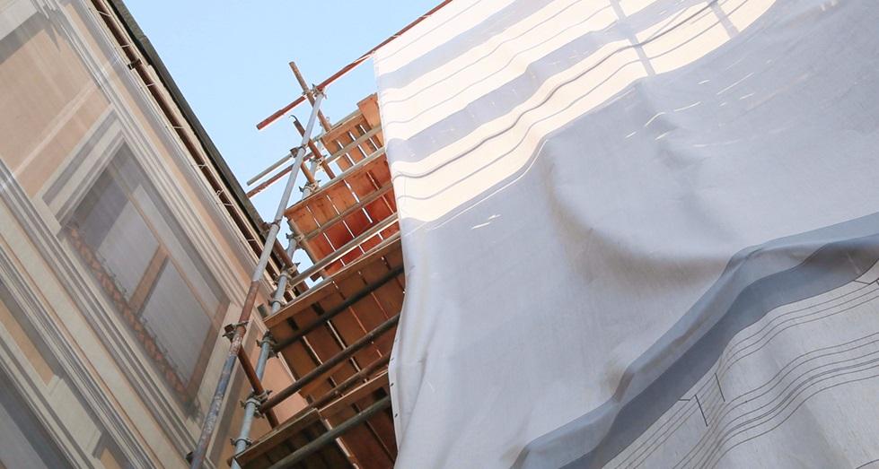 Главный дом усадьбы на Большой Ордынке ждет реставрация