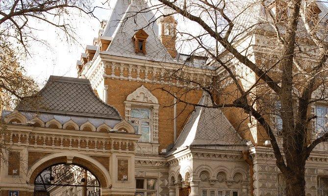 Биологический музей на Малой Грузинской отреставрируют