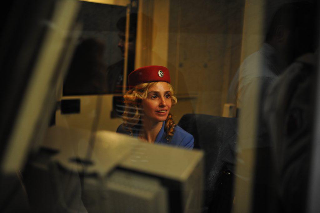 На фиолетовой ветке метро Москвы устранили сбой