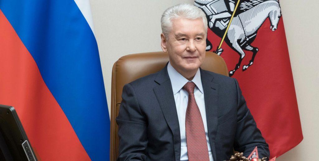 Мэр Москвы повысил зарплату классных руководителей на 12,5 тысячи рублей