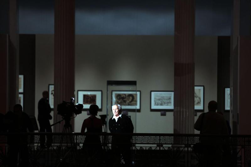 Пейзажи из коллекции Третьяковской галереи выставят в парке «Зарядье»