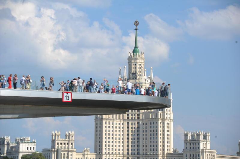 Журнал TIME включил парк «Зарядье» в список лучших мест в мире
