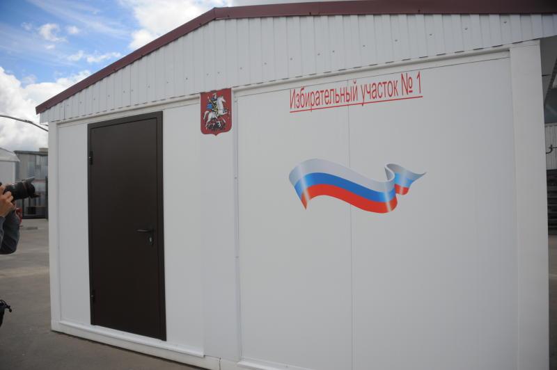 Мосгоризбирком отмечает востребованность «дачных» избирательных участков