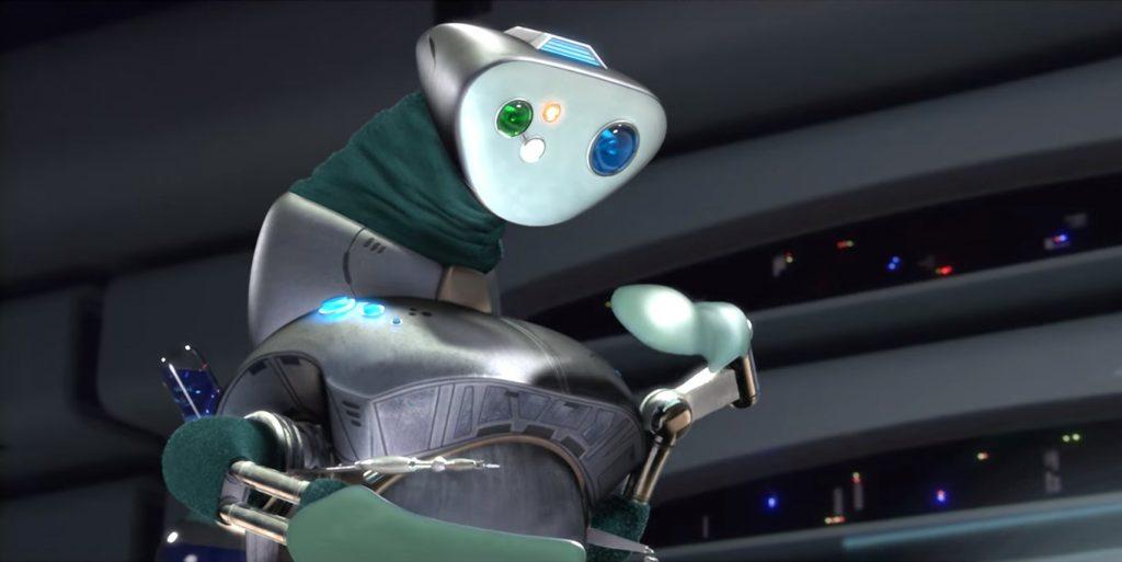Робот заменит людей в Едином диспетчерском центре Москвы