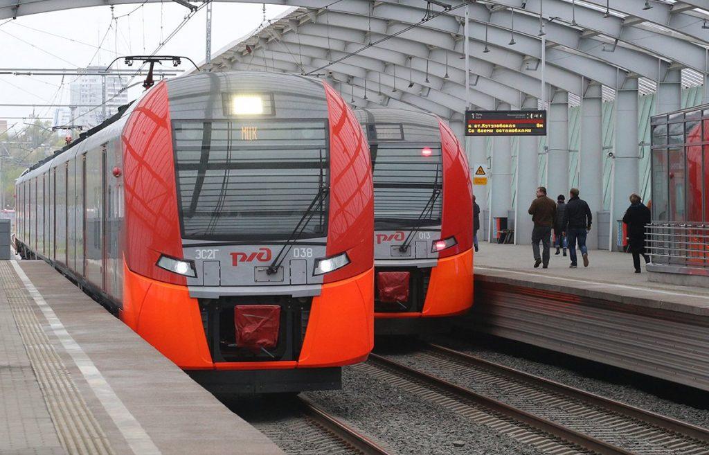 Более 100 миллионов пассажиров воспользовались МЦК с начала года