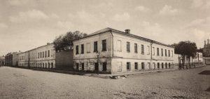 Комплекс с бесплатной крышей и питанием появился в 1879 году. Фото: mos.ru