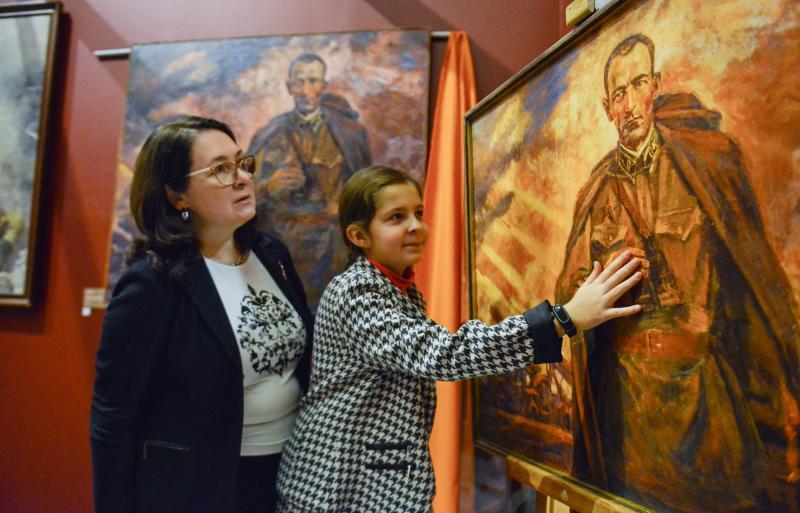Почти шесть тысяч человек посетили «Ночь искусств» в Музее Победы