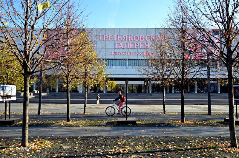 Горожане смогут посетить Третьяковскую галерею бесплатно в «Ночь искусств»