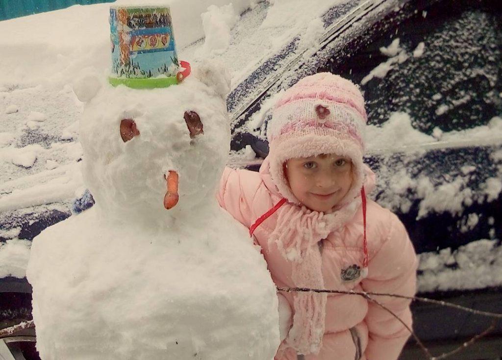 Новые фотографии опубликовали жители столицы для конкурса «Москва.Дети»