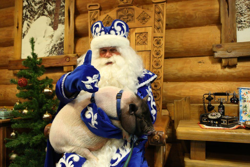 Дед Мороз «посетит» почти 70 музеев Москвы к Новому году