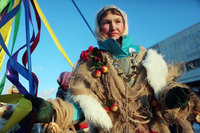 Москвичи смогут отпраздновать Рождество в 24 парках столицы