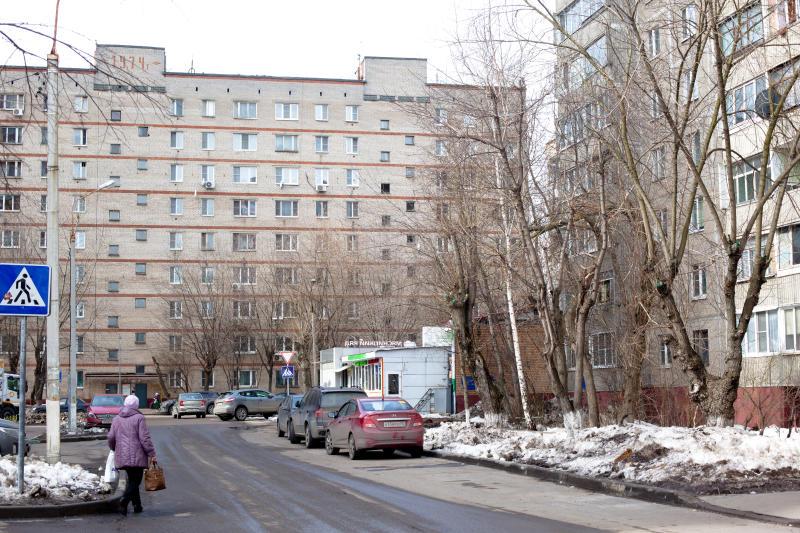 Пешеходный переход появится во 2-м Крестовском переулке благодаря депутату Мещанского района. Фото: Татьяна Родионова