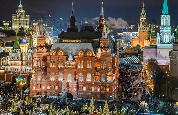 Новогоднюю почту «Золотой маски» запустят на Красной площади. Фото: сайт мэра Москвы