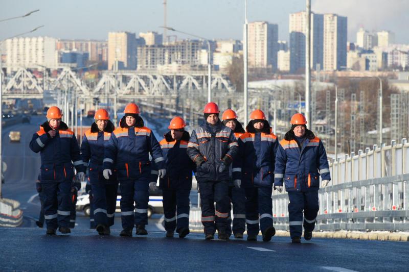 Рекорд по количеству инженерных сооружений зафиксировали в столице