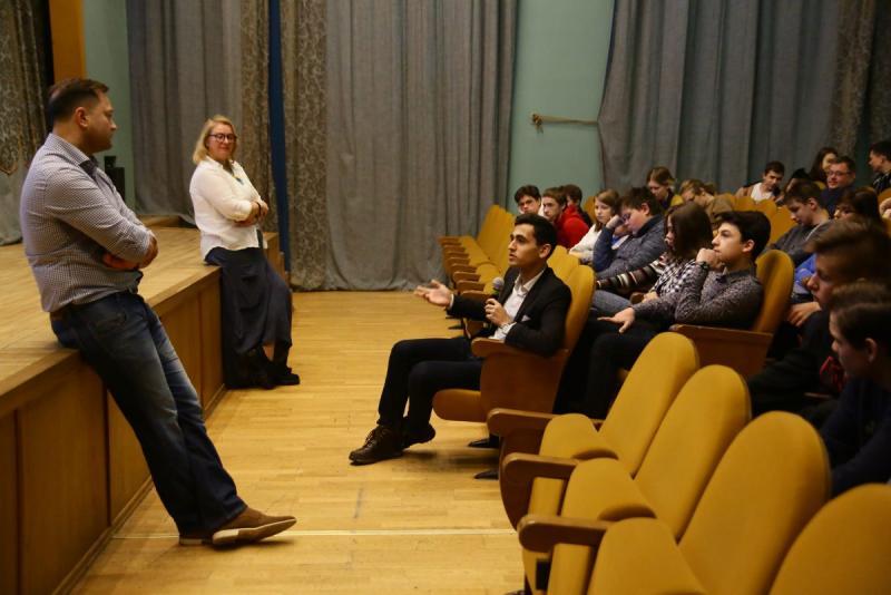 Встреча с современной писательницей состоится в Доме Алексея Лосева