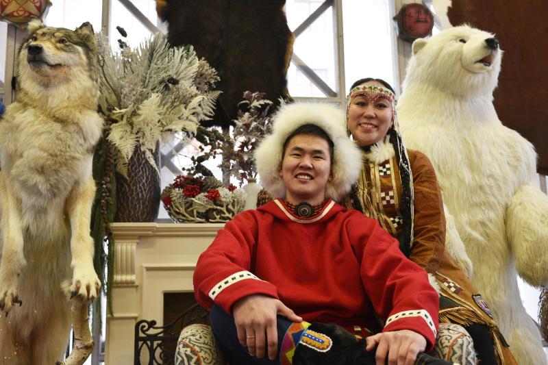 Молодежный фестиваль «Дни Дальнего Востока» стартует в Экспоцентре. Фото: Пелагия Замятина, «Вечерняя Москва»