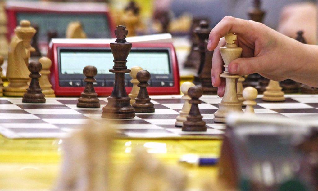 Студенты и преподаватели университета имени Плеханова сыграют в молниеносные шахматы. Фото: сайт мэра Москвы