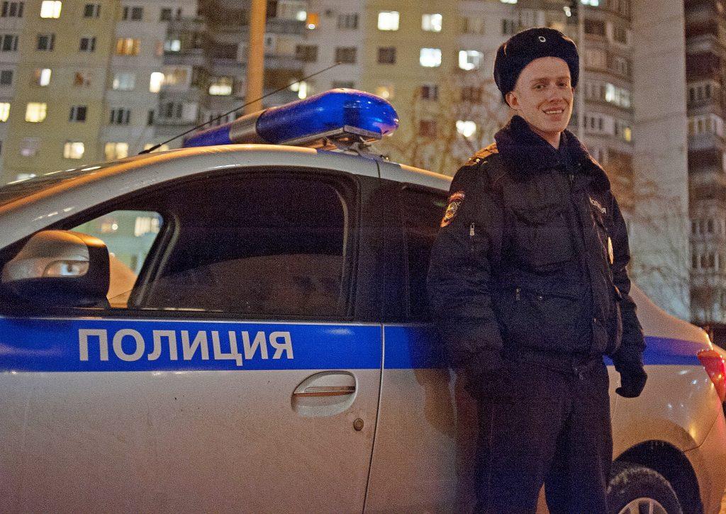 В Пресненском районе оперативники задержали подозреваемого в грабеже
