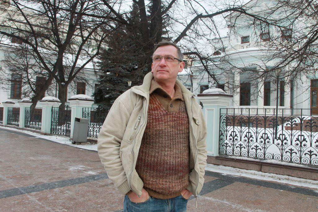 Здесь писал портреты Валентин Серов