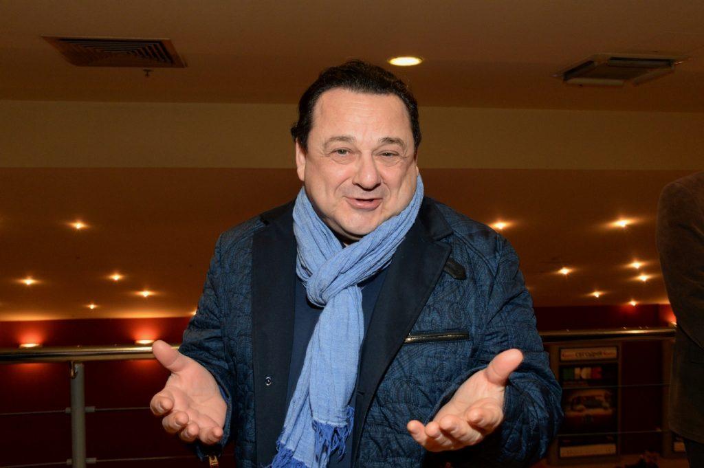 Певец Игорь Саруханов помнит, как собирал шампиньоны на Кропоткинской