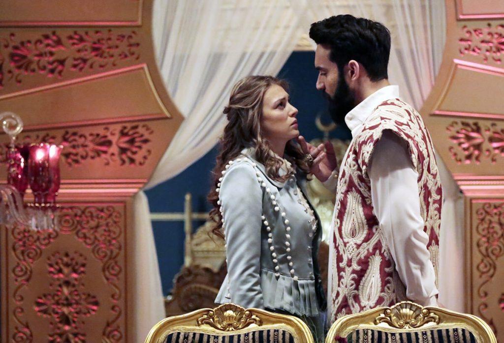 Сердце отдала султану