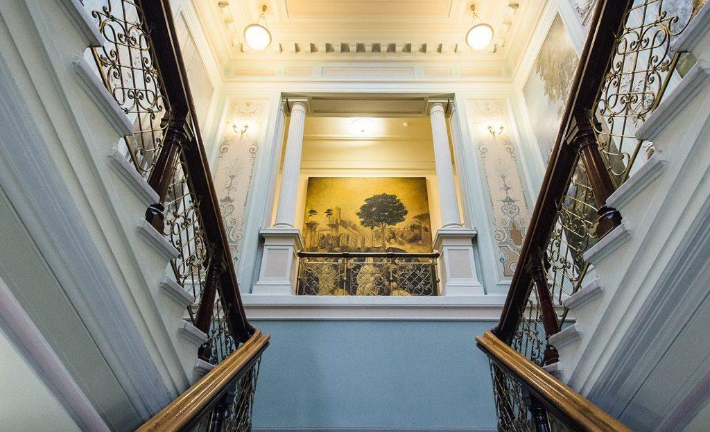 Специалисты отреставрировали фасады особняка Маргариты Морозовой