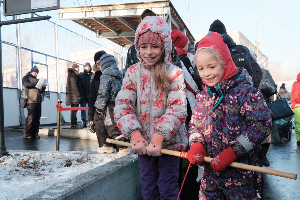 Москвичи смогут отметить Рождество в городских парках
