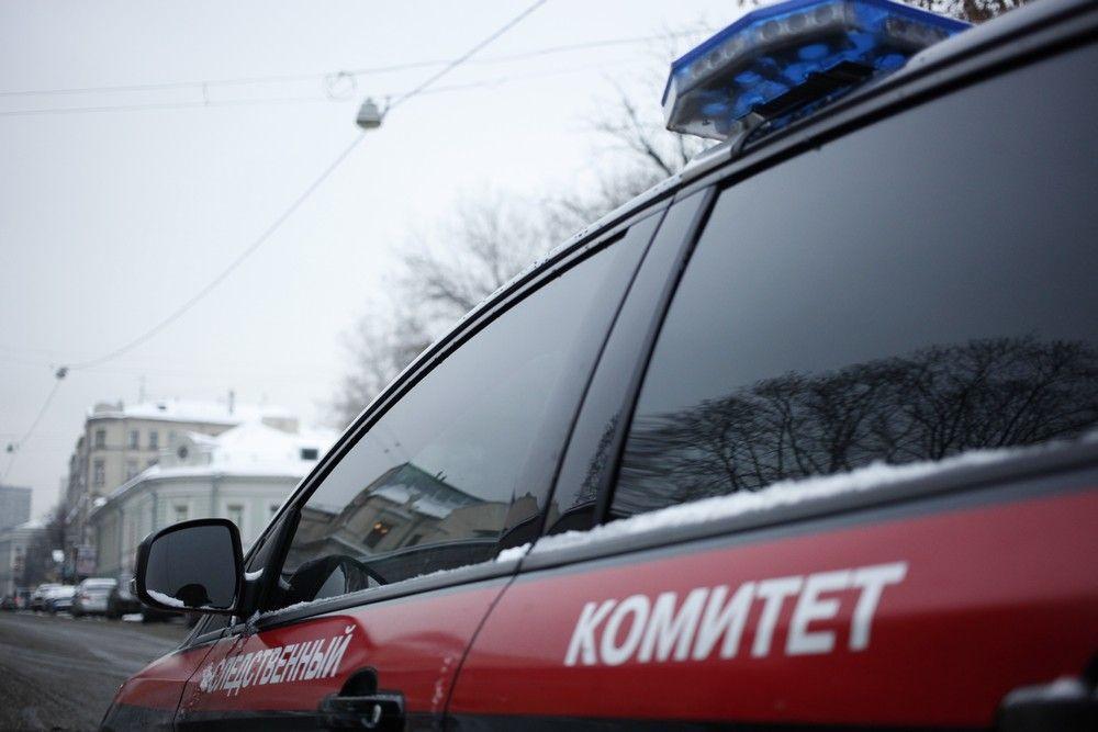 В центре Москвы спасли одного из рабочих, упавших со строительной люльки