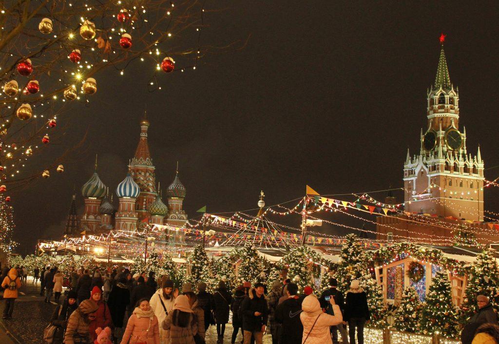 Около 65 миллионов человек стали гостями московских фестивалей в 2018 году