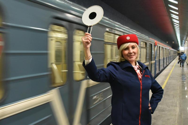 Ушедший год стал рекордным для столичного метро