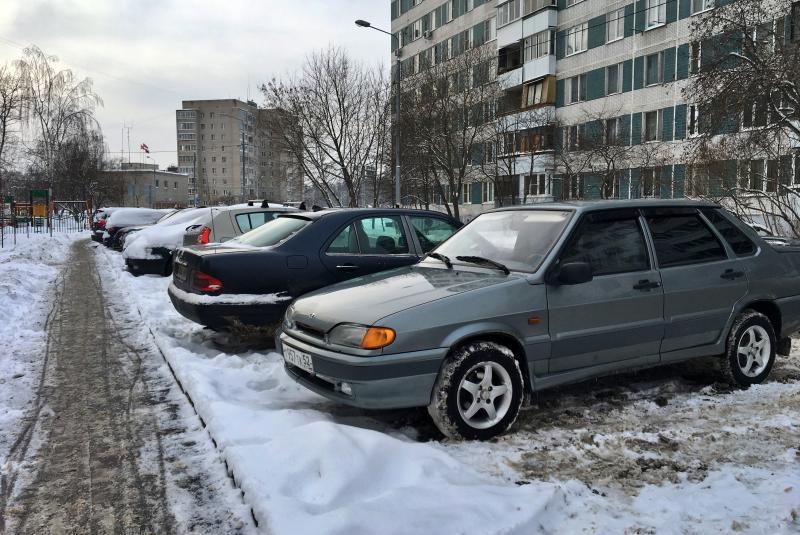 Более четырех тысяч брошенных автомобилей насчитали в 2018 году
