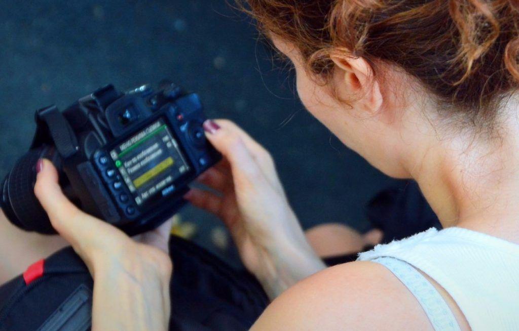 Детей научат оригинально фотографировать в центре «Пресня»
