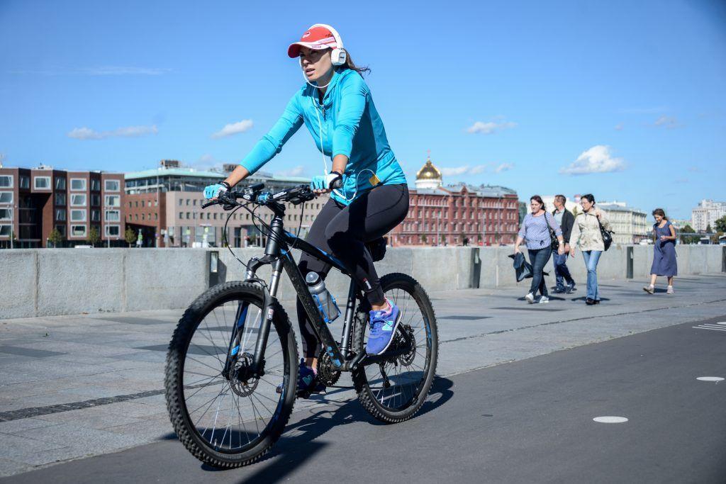 Москва назначила первый весенний велофестиваль на 19 мая