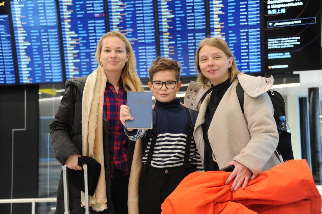 Московские ученые спасли пассажиров аэропортов от потери багажа