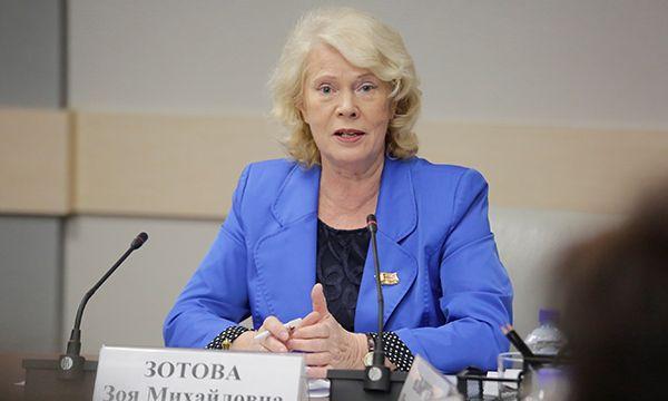 Зоя Зотова: Важнейшей задачей является внедрение раздельного сбора отходов