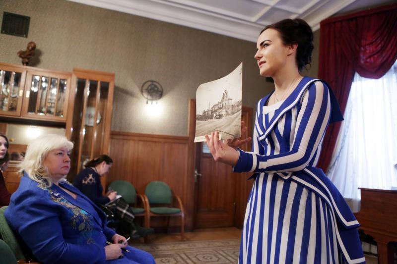 Историю рода Полежаевых узнают москвичи в Музее предпринимателей и меценатов