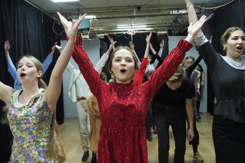 Занятие по актерскому мастерству устроят в Доме культуры «Гайдаровец»