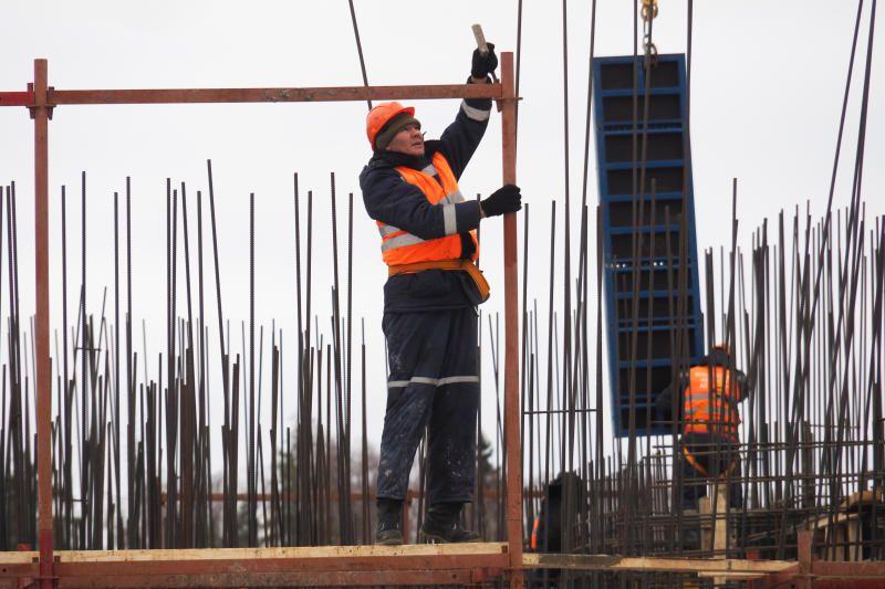 Строительство новой поликлиники в Замоскворечье завершат к июлю 2019 года