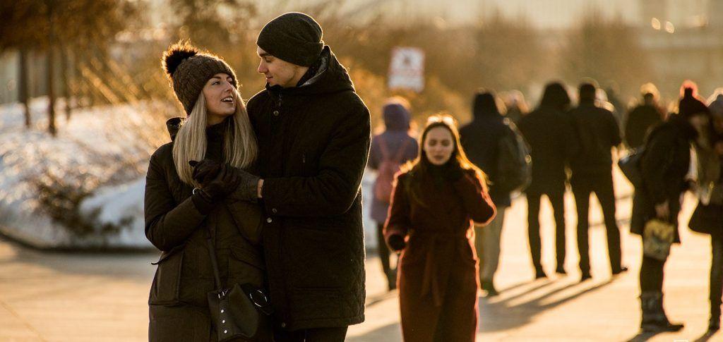 Скамейка примирения и мост поцелуев: новую экскурсию ко Дню всех влюбленных предложили на портале «Узнай Москву»