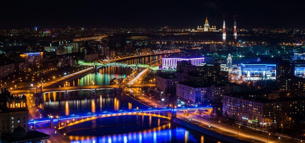 Москва отключит подсветку более двух тысяч объектов на «Час Земли»