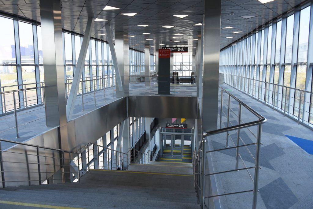 Новый участок МЖД обеспечит пересадки на метро и МЦК